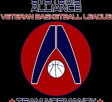 Mass Effect- Alliance Basketball League by eightkingdoms