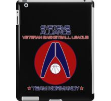 Mass Effect- Alliance Basketball League iPad Case/Skin