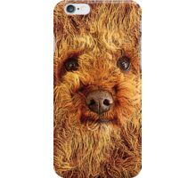 Shaggy Dog Face iPhone Case/Skin