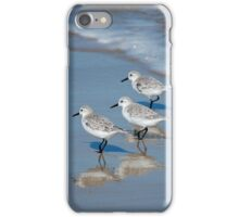 Beach Strollers iPhone Case/Skin