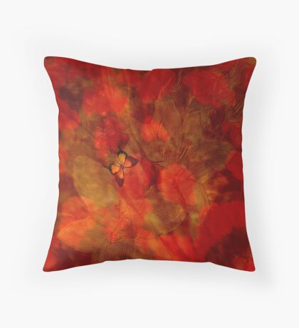 DEDICATED TO CHRIS ARMYTAGE Throw Pillow