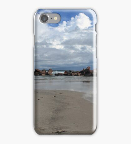 just on the brink iPhone Case/Skin