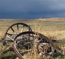 Stormy Wheels by Kathi Arnell