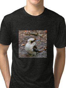 My Eye is  On You Tri-blend T-Shirt
