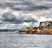 Lighthouse by Gouzelka