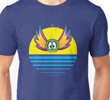 Skull on the Horizon. Unisex T-Shirt