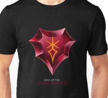 Soul of the Dark Knight -black Unisex T-Shirt