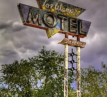 Los Alamos Motel on Route 66 by njordphoto