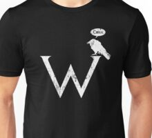 Watchers on the Wall tshirt contest design: Corn! (distressed) Unisex T-Shirt