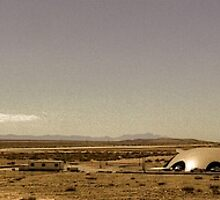 Spaceport America by njordphoto
