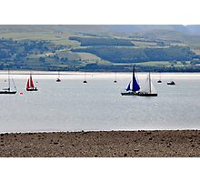Boat Race at Midday Photographic Print
