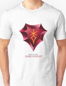 Soul of the Dark Knight -white Unisex T-Shirt