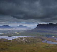 Suilven & Cul Mor by Phil Millar