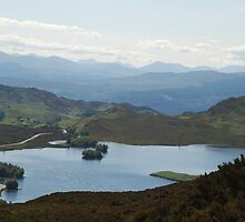 Loch Tarff - Scotland by Jack McInally