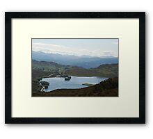 Loch Tarff - Scotland Framed Print