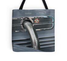 Street Rod Art:  Super Charged Tote Bag