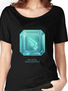 Soul of the Machinist -black Women's Relaxed Fit T-Shirt