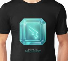 Soul of the Machinist -black Unisex T-Shirt