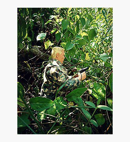 ~Sergeant Major Joe~ Photographic Print