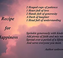 Recipe for Happiness by DebbieCHayes