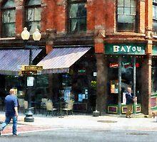 Corner of Columbia and Pearl Albany NY by Susan Savad