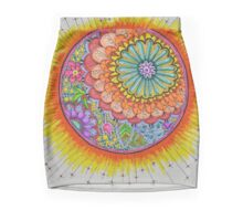 Flowers/30 - Sunburst Mini Skirt