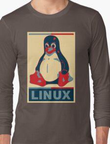 Linux Tux Long Sleeve T-Shirt