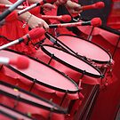 red drums? by Andrew Armstrong