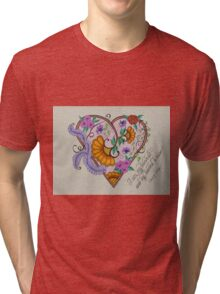 The Song of Songs Tri-blend T-Shirt