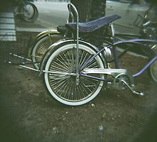 Urban Transit — Bikes with style by Mason Hershenow