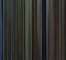 Moviebarcode: Predator (1987) by moviebarcode