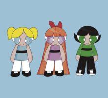 The Powerpuff Girls! Kids Clothes