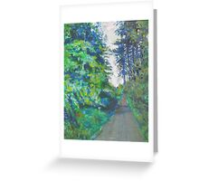 Another Path Greeting Card