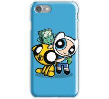 Adventure Puff Buds iPhone Case/Skin