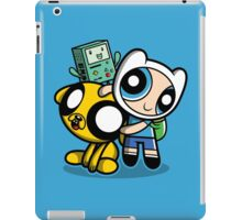 Adventure Puff Buds iPad Case/Skin