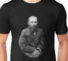 Fyodor Dostoevsky Unisex T-Shirt