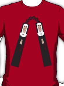 Nun-chucks T-Shirt