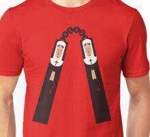 Nun-chucks Unisex T-Shirt
