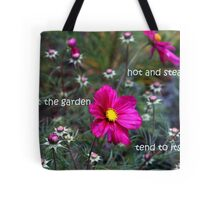 Hot and Steamy Tote Bag