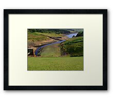 A view from the top!  Framed Print