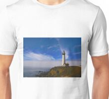 Lighthouse at Pigeon Point Unisex T-Shirt
