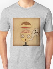 Spooked. Unisex T-Shirt