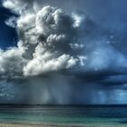 An Esperance Storm Approaching by Eve Parry