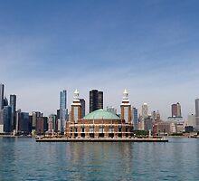 Chicago Navy Pier by Gilmorte