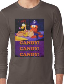 Candy! Candy! Candy! Long Sleeve T-Shirt