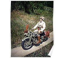~Motorcycle Joe~ Poster