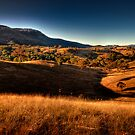 A Wide Brown Land - Capertee Valley by Ian English