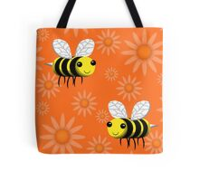 Bumble Bee Tote Bag