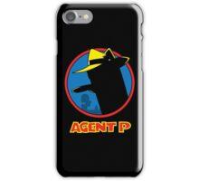 Agent P iPhone Case/Skin