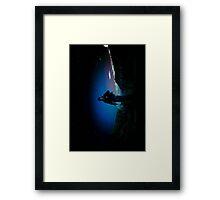 GTA 5 - Parachute Framed Print